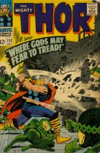 The Mighty Thor #132 (1966)