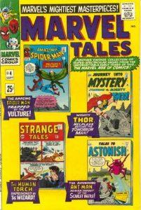 Marvel Tales #4 (1966)