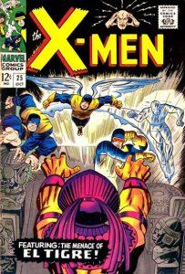 The Uncanny X-Men #25 (1966)