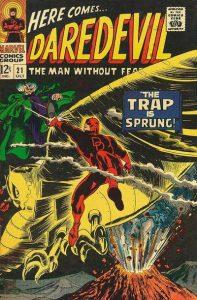 Daredevil #21 (1966)