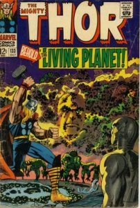 The Mighty Thor #133 (1966)