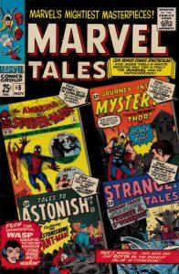 Marvel Tales #5 (1966)