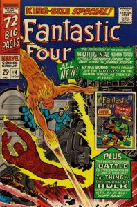 Fantastic Four Annual #4 (1966)