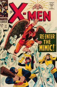 The Uncanny X-Men #27 (1966)