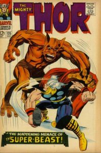 The Mighty Thor #135 (1966)