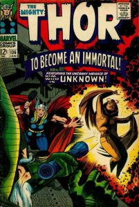 The Mighty Thor #136 (1967)