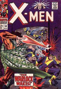 The Uncanny X-Men #30 (1967)