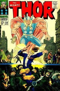 The Mighty Thor #138 (1967)