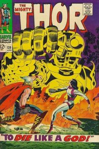 The Mighty Thor #139 (1967)