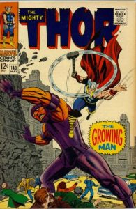 The Mighty Thor #140 (1967)
