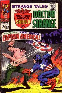 Strange Tales #159 (1967)