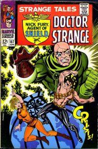 Strange Tales #157 (1967)