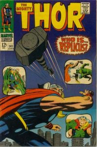 The Mighty Thor #141 (1967)