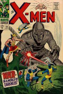 The Uncanny X-Men #34 (1967)