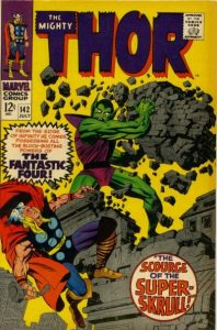 The Mighty Thor #142 (1967)
