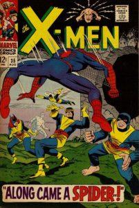 The Uncanny X-Men #35 (1967)