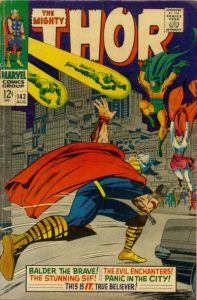 The Mighty Thor #143 (1967)