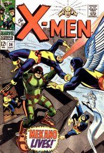 The Uncanny X-Men #36 (1967)
