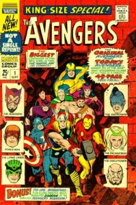 Avengers Annual #1 (1967)