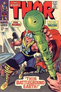The Mighty Thor #144 (1967)