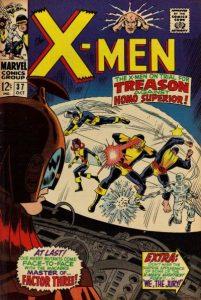 The Uncanny X-Men #37 (1967)