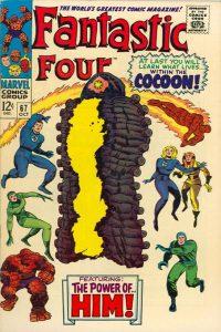 Fantastic Four #67 (1967)