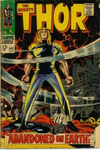 The Mighty Thor #145 (1967)