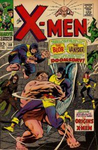 The Uncanny X-Men #38 (1967)