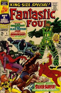 Fantastic Four Annual #5 (1967)