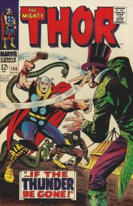 The Mighty Thor #146 (1967)