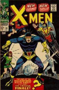 The Uncanny X-Men #39 (1967)