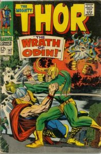 The Mighty Thor #147 (1967)
