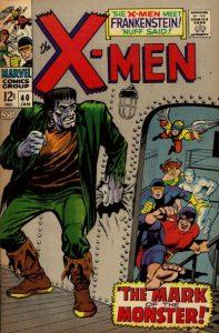 The Uncanny X-Men #40 (1968)