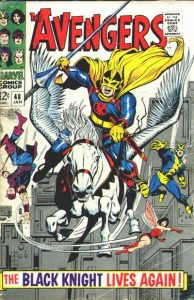 Avengers #48 (1968)