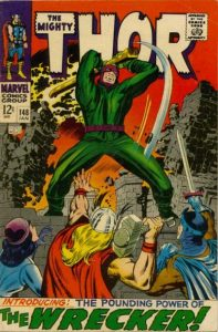 The Mighty Thor #148 (1968)