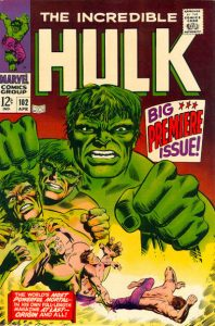 The Incredible Hulk #102 (1968)