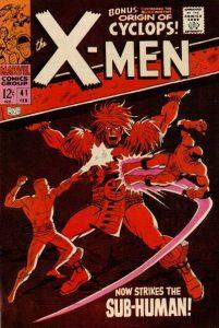 The Uncanny X-Men #41 (1968)
