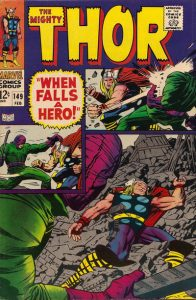 The Mighty Thor #149 (1968)