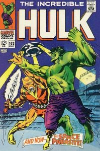 The Incredible Hulk #103 (1968)
