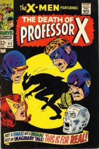 The Uncanny X-Men #42 (1968)