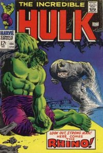 The Incredible Hulk #104 (1968)
