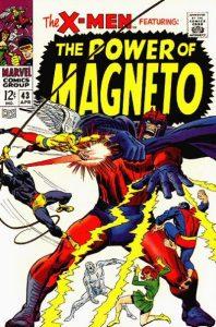 The Uncanny X-Men #43 (1968)