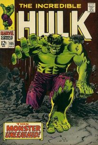 The Incredible Hulk #105 (1968)