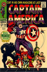 Captain America #100 (1968)