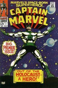 Captain Marvel #1 (1968)