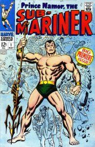 Sub-Mariner #1 (1968)