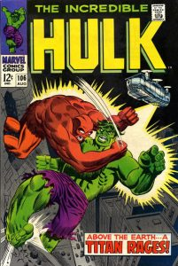 The Incredible Hulk #106 (1968)