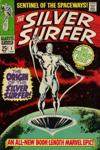 The Silver Surfer #1 (1968)