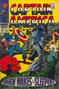 Captain America #101 (1968)
