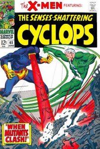 The Uncanny X-Men #45 (1968)